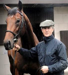 тренер скаковых лошадей