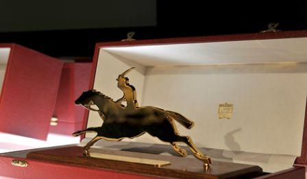 Cartier Racing Award  2013