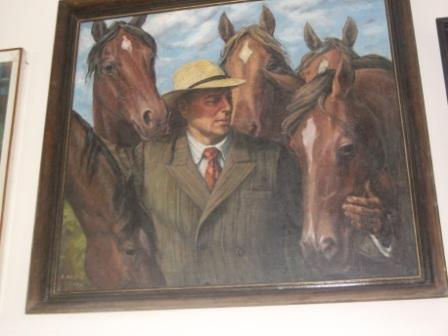 портрет бывшего директора