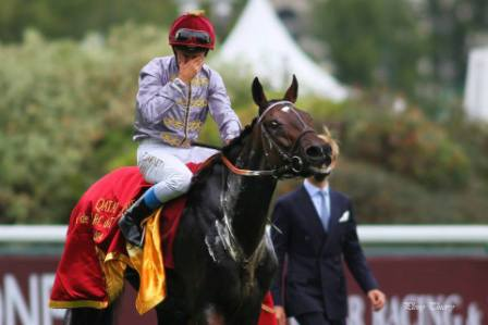 Treve and Thierry Jarnet