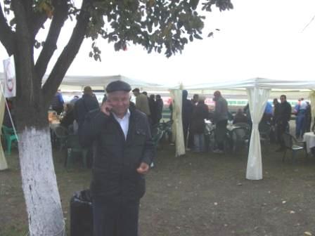 Николай Васильевич Исаков в зеленой зоне