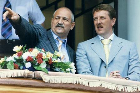 Бывший директор и бывший министр