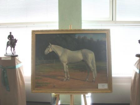 портрет орловского рысака