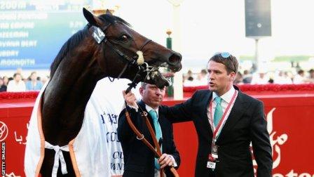 Владелец и его лошадь