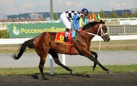 Лучший спринтер Казани