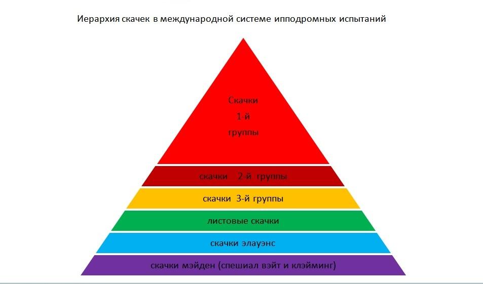 Классификация скачек