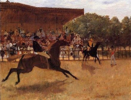 Картина Эдгара Дега
