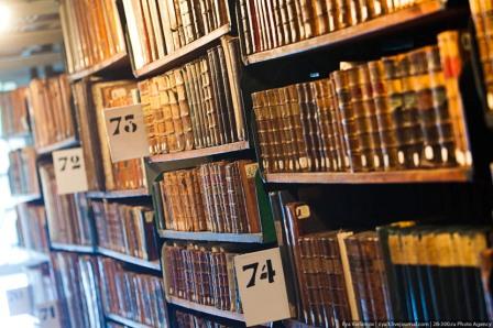 библиотека статей о скачках