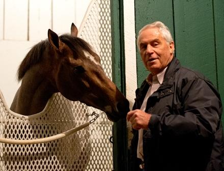 Уэйн Лукас американский тренер скаковых лошадей