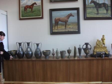 Знаменитые лошади на портретах