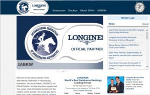Сайт Международной Федерации Скаковых Организаций