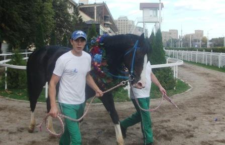 Победитель Кубка Н.Н.Насибова