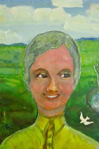 портрет Вильгельмины Смит