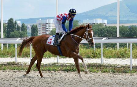 Второй призер Пятигорского дерби