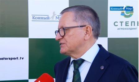 Бухтояров дает интервью