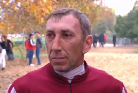 Жокей А.Юрасов